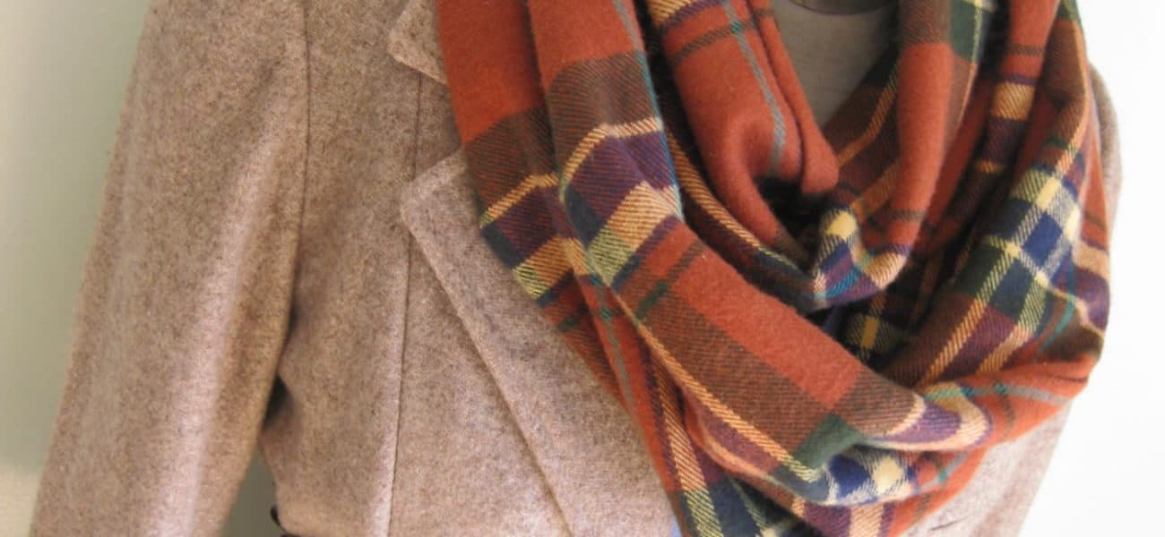 15 Handmade Scarves for Chilly Weather