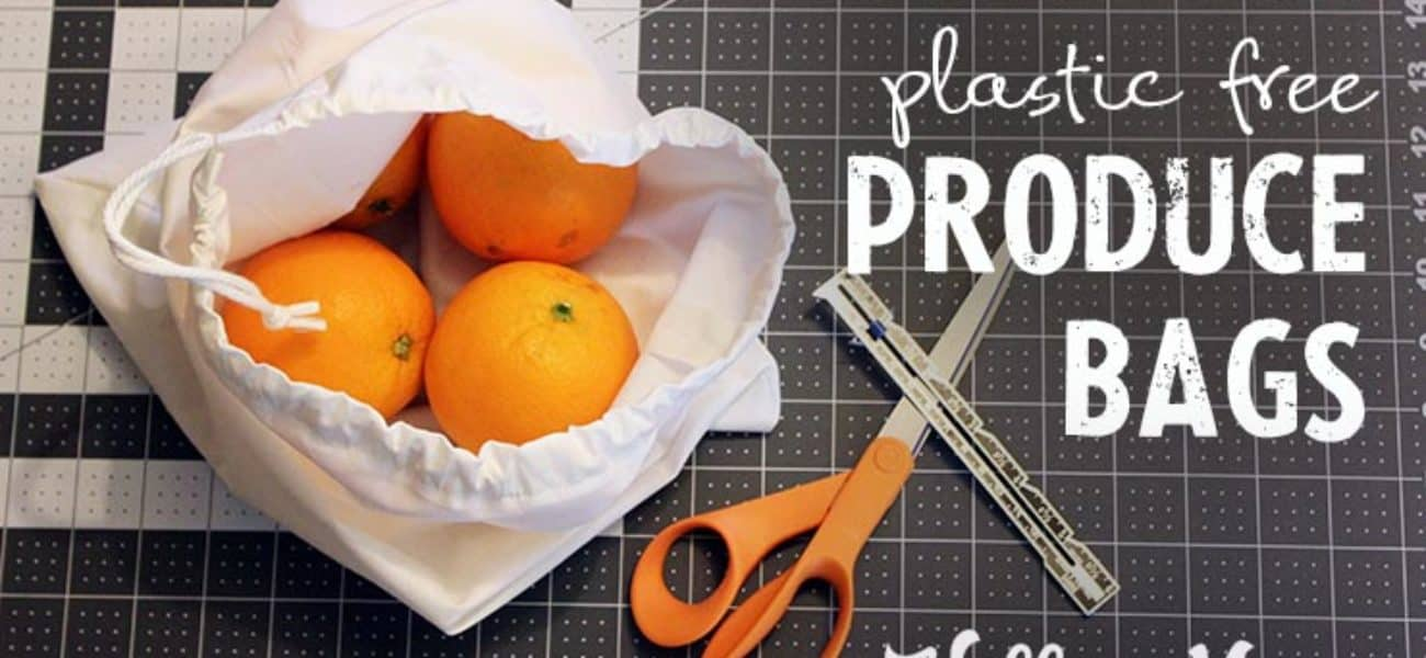 15 DIY Reusable Grocery Bags that Are Fancy