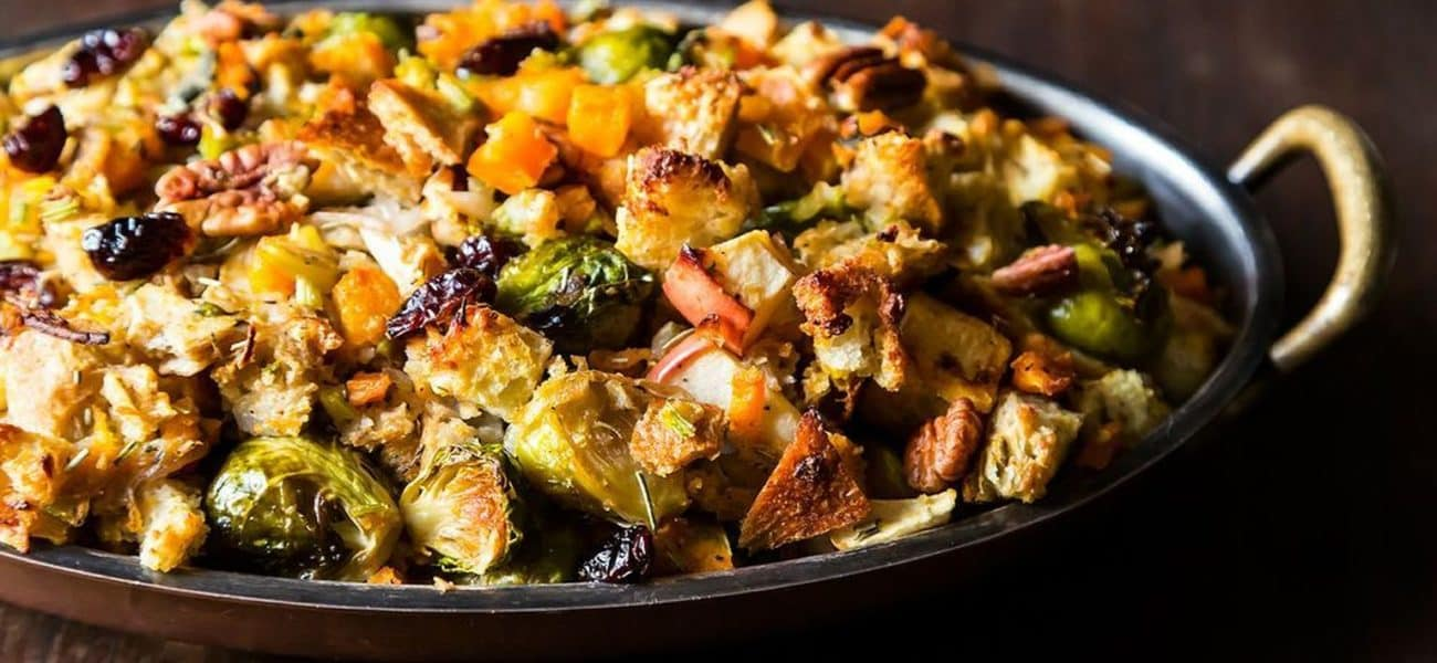 15 Unique Thanksgiving Stuffing Recipes for Foodies