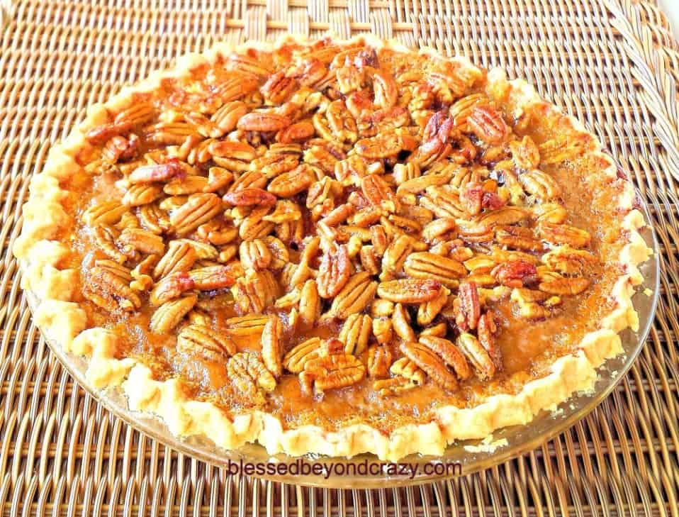 Pecan pumpkin pie 15 Delicious Christmas Pie Recipes to Bake