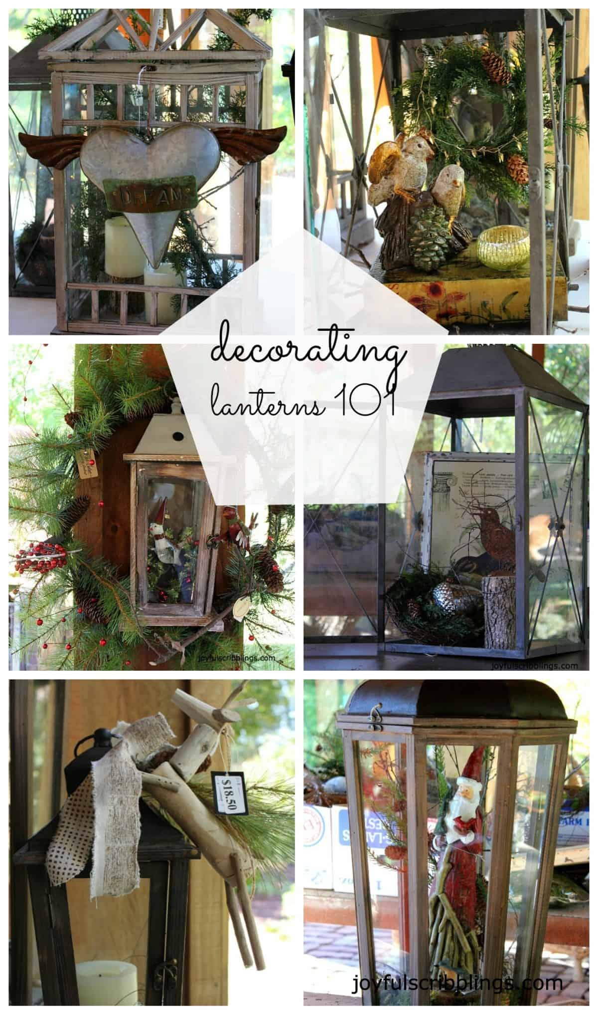 Useful lantern decorating tips before you start