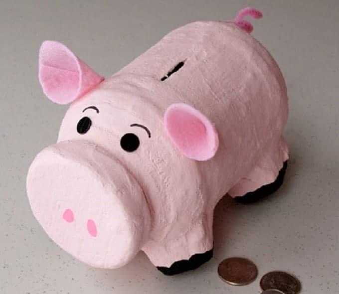 Handy Hamm DIY piggybank