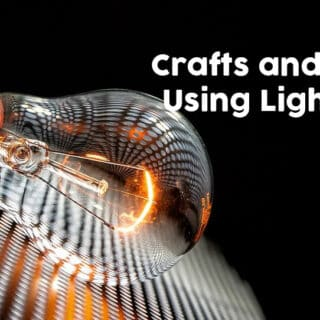How to Repurpose and Upcycle Lightbulbs